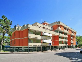 Apartment Residenz Cormoran  in Bibione - Lido del Sole, Adriatic Sea / Adria -