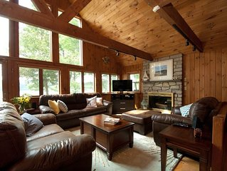 Private Lakeside Luxury in VT