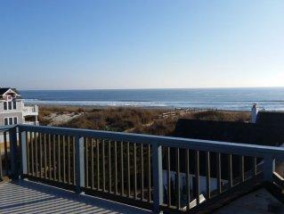 Steps to the Beach, Beautiful Ocean Views   *price lowered for 8/26/17 week