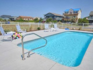 Beautiful Views of Ocean with 4 Bdrm/2 Bath Home w/ Pool/Sleeps 10