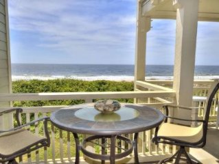Completely Remodeled-Beautifully Decorated, 3 BR/2 Bath,Oceanfront Condo-Sleeps8
