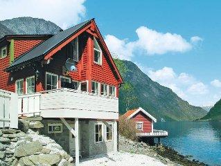 Ferienhaus in Gudvangen, Fjordnorwegen - 6 Personen, 4 Schlafzimmer
