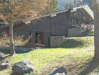 Apartment Les Cluz  in Argentiere, Savoie - Haute Savoie - 4 persons, 1 bedroom