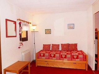 Apartment La Roche Blanche  in Val Thorens, Savoie - Haute Savoie - 4 persons,