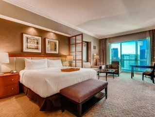 The Signature at MGM Grand Tower 1 Suite