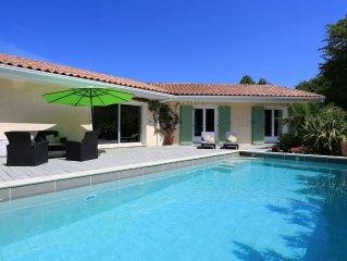 Très belle villa classé 4*, idéale vacances en famille. Babyfoot