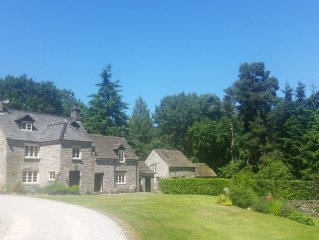 Danby Lodge - 6 bed luxury house in the Forest of Dean