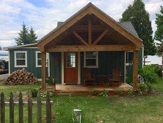 Charming Cottage On Pickerel Lake