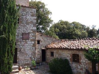 Ehemaliges Kloster im Herzen der Toskana - Naehe San Gimignano