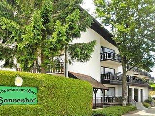 Apartments Sonnenhof, Fussen  in Allgauer Alpen - 2 persons