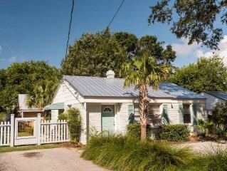Coastal Cottage on Shem Creek - Near Sullivans Island and Downtown