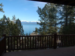 Spectacular Lake Views, Easy Access, New Modern Amenity Rich Home