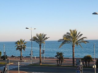 Apartment La Pinede  in Cagnes - sur - Mer, Cote d'Azur - 4 persons, 1 bedroom