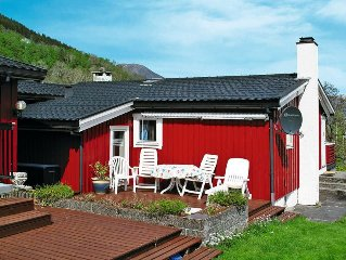 Vacation home in Davik, Western Norway - 6 persons, 3 bedrooms