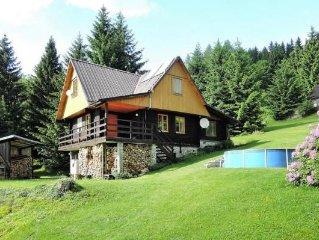 Ferienwohnung in Rokytnice nad Jizerou  in Semily - 8 Personen, 3 Schlafzimmer