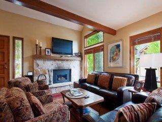 Beautiful 4BR/4BA Luxury Deer Valley Home, Close to Deer Valley Resort, Private