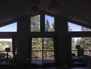 Flathead Lake House with Stunning Views.