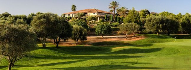 The Famous Val d'Or Golf Course, Just A Few Minutes Drive From The Villa