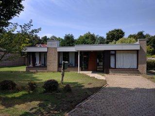 Family friendly bungalow in quiet surroundings, sleeps 7