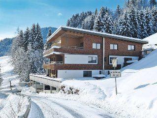 Apartment Appartementhaus BERGJUWEL  in Wildschonau, Kitzbuhel Alps - 6 persons