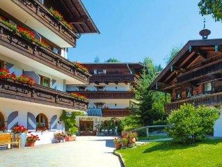 Apartments Landhof, Ellmau  in Kaisergebirge - 6 persons, 2 bedrooms