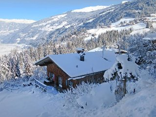 Vacation home Jenneweinhutte  in Zell am Ziller, Zillertal - 10 persons, 3 bedr
