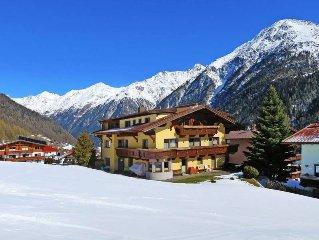 Apartment Haus Brigitte  in Solden, Oetz Valley / Otztal - 13 persons, 5 bedroo