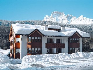 Apartment Residence Hermine II  in Borca di Cadore, Eastern Dolomites - 6 perso