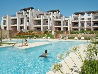 Apartments Casares del Mar, Casares Costa  in Costa del Sol - 4 persons, 1 bedr