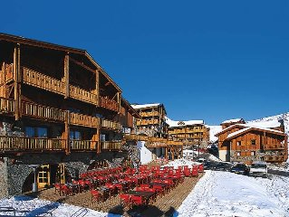 Apartment Residence Village Montana  in Tignes - Le Lac, Savoie - 4 persons, 2