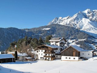 Apartment Haus Schiferer  in Tobadill, Arlberg - 5 persons, 1 bedroom