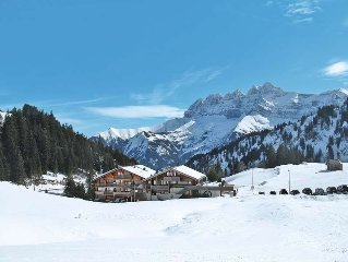 Apartment Residence Sundance  in Les Crosets, Portes du Soleil - 4 persons, 1 b