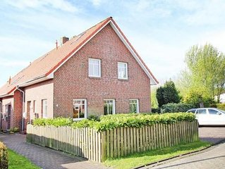Holiday home, Dornumersiel  in Ostfriesland - 4 persons, 2 bedrooms