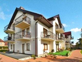 Apartments, Sarbinowo  in Ustronie Morskie bis Koslin - 2 persons