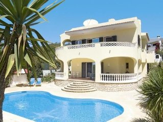Villa, Lagos  in Algarve - 10 persons, 5 bedrooms