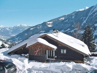 Apartment Chalet Anthamatten  in Champery  (Rumieres), Portes du Soleil - 16 pe