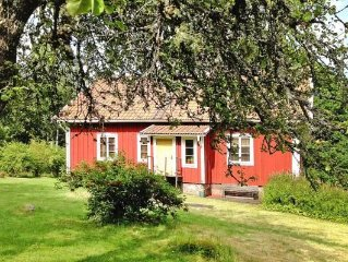 Holiday home, Haradsback  in Smaland - Sudost - 8 persons, 4 bedrooms