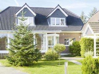 Ferienhaus in Greifswald-Ladebow  in Pommersche Bucht - 9 Personen, 3 Schlafzimm