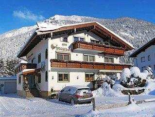 Apartment Haus Am Muhlbach  in Bichlbach, Zugspitze - Tyrol - 4 persons, 1 bedr