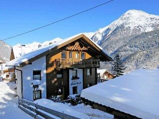 Apartment Haus Alpenblick  in Solden, Oetz Valley / Otztal - 8 persons, 4 bedro