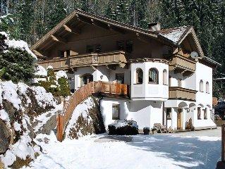 Apartment Haus Kohler  in Fugen, Zillertal - 4 persons, 2 bedrooms