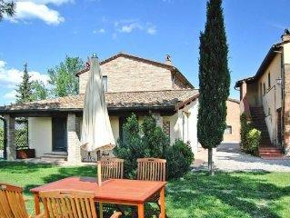 Holiday residence Monteolivo Antico Borgo, Castelfiorentino  in Siena - 5 perso
