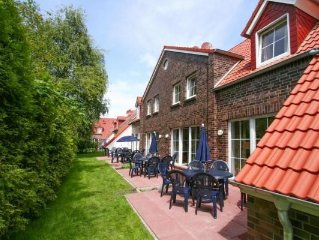 Holiday resort, Greetsiel  in Ostfriesland - 6 persons, 3 bedrooms