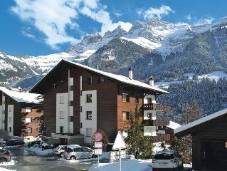 Apartment Residence Val Air  in Champery, Portes du Soleil - 4 persons, 1 bedro