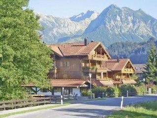 Apartments Haus Sonnenwinkel, Obermaiselstein  in Allgauer Alpen - 6 persons, 2