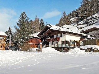 Apartment Gasthof Moosalm  in Solden, Oetz Valley / Otztal - 7 persons, 3 bedro