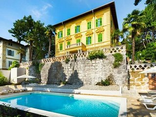 Apartments Villa Atlanta Remisens, Lovran  in Opatija Riviera - 4 persons