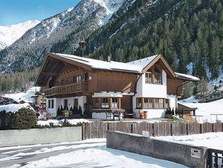 Apartment Haus Tia Monte  in Solden, Oetz Valley / Otztal - 5 persons, 2 bedroo