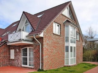 Holiday flat, Greetsiel  in Ostfriesland - 4 persons, 2 bedrooms