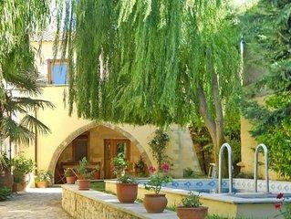 Villa Chalaro, Drapanias  in Kreta - West - 7 persons, 3 bedrooms